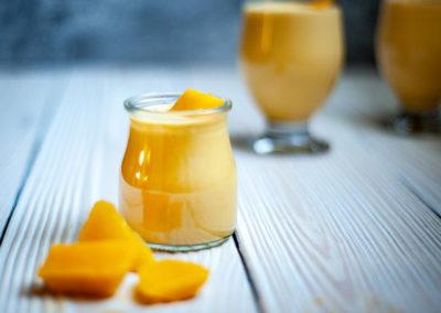 puding z mango m